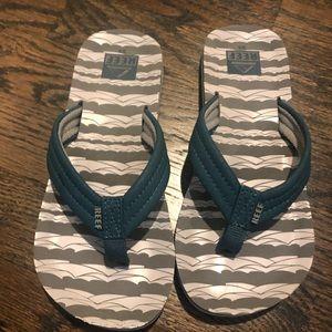 Boys Reef Flip Flops
